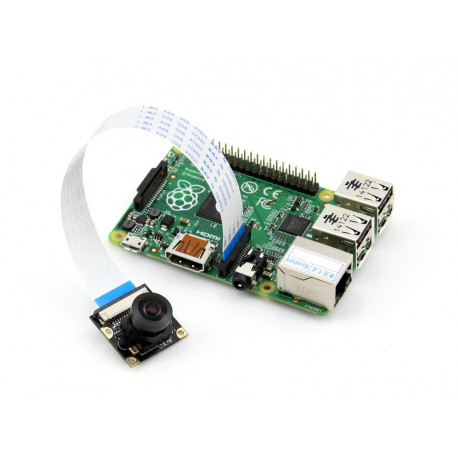 Raspberry Pi камера от Waveshare (type G)