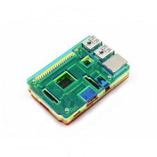 Корпус для Raspberry Pi радужный наборной