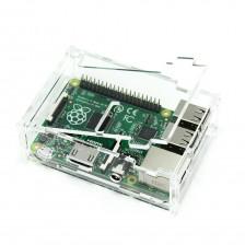 Акриловый прозрачный корпус для Raspberry Pi