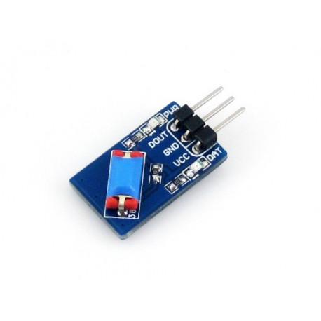 Модуль датчика наклона/вибрации от Waveshare