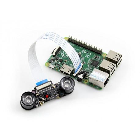 Raspberry Pi камера Night Vision от Waveshare