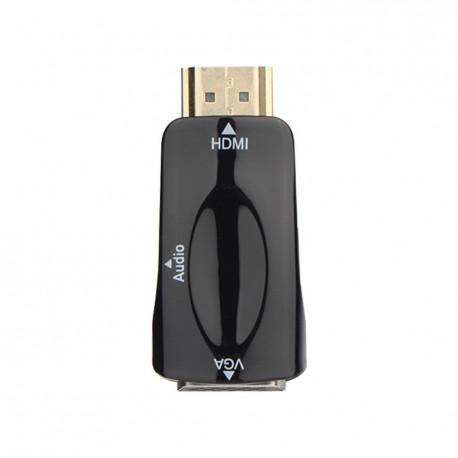 HDMI-VGA конвертер mini