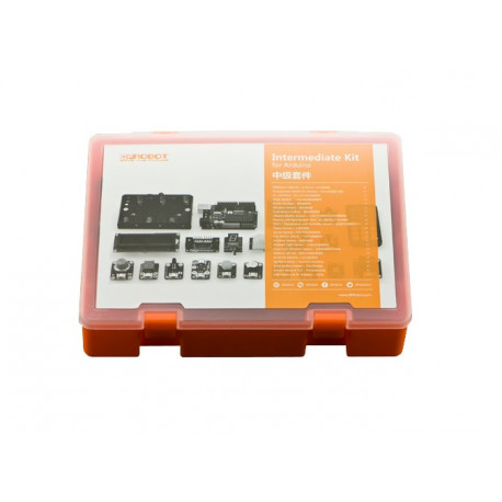 Набор Intermediate Kit for Arduino V2 от DFRobot