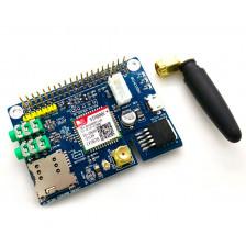 Плата расширения SIM800C GSM/GPRS для Raspberry Pi