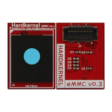 Модуль eMMC для ODROID-XU4 linux/android