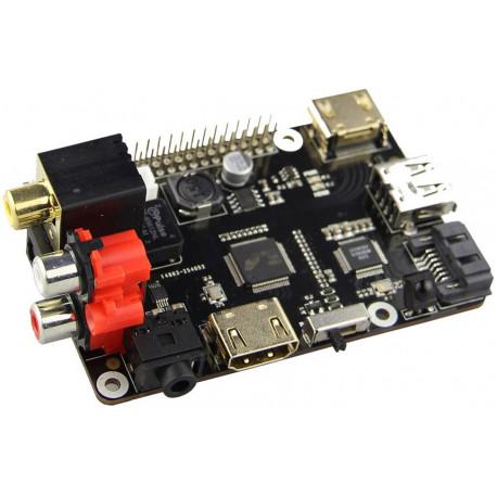 Плата расширения для Raspberry Pi X600 Suptronics