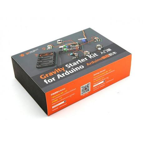 Набор Gravity: Starter Kit for Arduino от DFRobot
