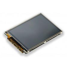 """Сенсорный дисплей 3.5"""" для RPi от DFRobot"""