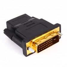 Адаптер HDMI (F) - DVI (M)