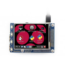 "2.8"" дисплей сенсорный Waveshare для Raspberry Pi"