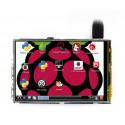 "3.5"" дисплей сенсорный Waveshare IPS для Raspberry Pi"