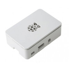 Корпус OneNineDesign для Raspberry Pi 3B/2B/B+ white