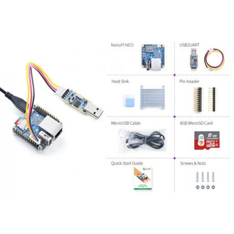 Набор NEO Basic Starter Kit FriendyELEC