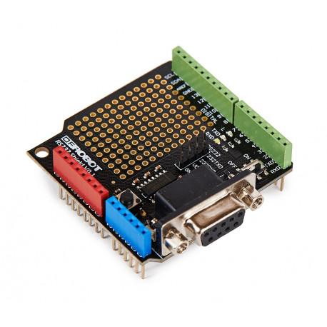 RS232 Shield для Arduino DFRobot