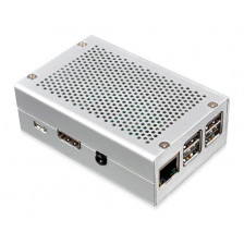 Металлический корпус для Raspberry Pi с перфорацией