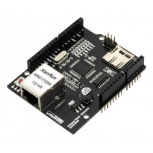 Ethernet Shield W5100 от RobotDyn
