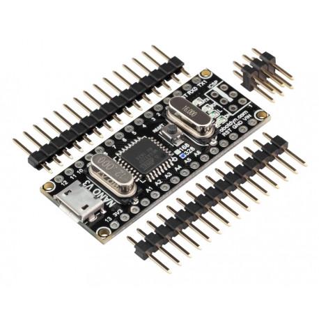 RobotDyn NANO V3 ATmega328/CH340G (unsoldered)