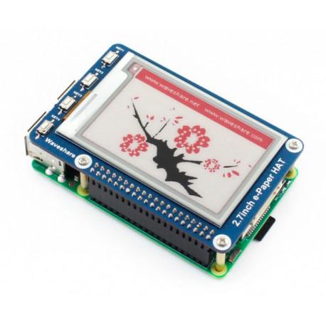 "Дисплей E-Ink HAT 2.7"" для Raspberry Pi"