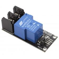 1-канальный модуль реле 5V 30A RobotDyn