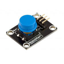 Модуль кнопки RobotDyn (синий)