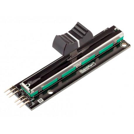 Линейный переменный резистор 10 КОм RobotDyn