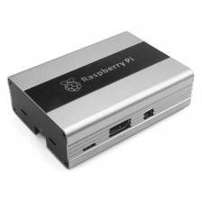 Металлический корпус Eleduino для Raspberry Pi silver