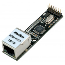 Ethernet модуль W5500, 3.3V/5V RobotDyn