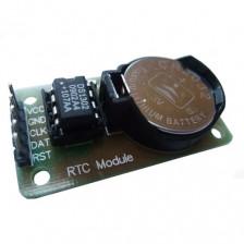 Модуль хранения реального времени DS1302