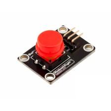 Модуль кнопки RobotDyn (красный)