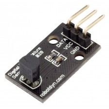 Модуль датчика температуры DS18B20 RobotDyn