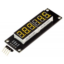 6-значный 7-сегментный LED дисплей RobotDyn