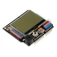 Graphic LCD 128x64 + Buzzer RobotDyn