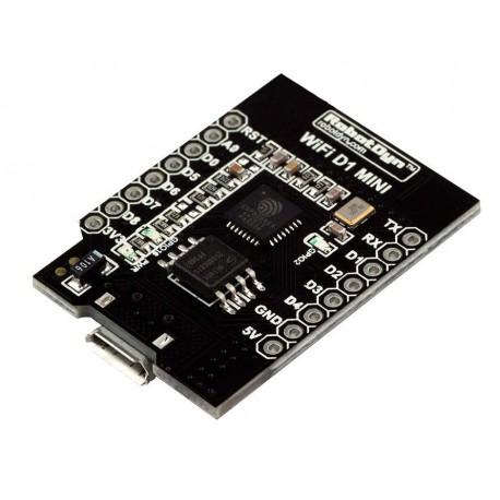 WIFI D1 MINI ESP8266 CH340G, 32Mb RobotDyn