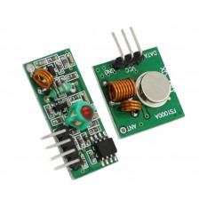 Радиочастотный приемник + передатчик 315 / 433 МГц