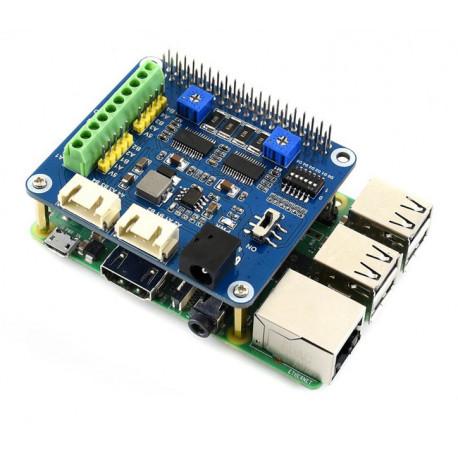 Stepper Motor HAT для Raspberry Pi