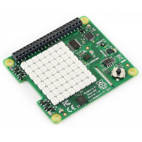 Sense HAT для Raspberry Pi