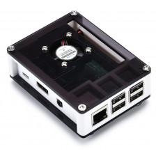 Корпус для Raspberry Pi с охлаждением 52Pi