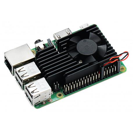 Охлаждающая система для Raspberry Pi 52Pi