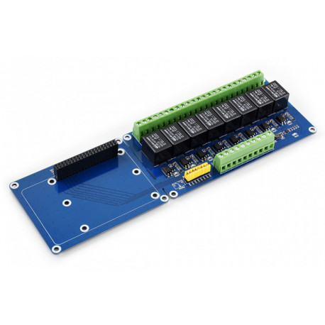 8-канальный реле шилд для Raspberry Pi