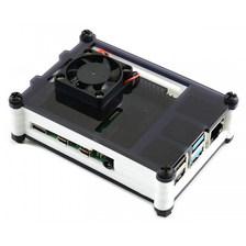 Наборной корпус с кулером для Raspberry Pi 4