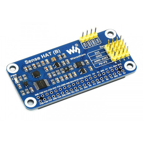 Sense HAT (B) для Raspberry Pi Waveshare