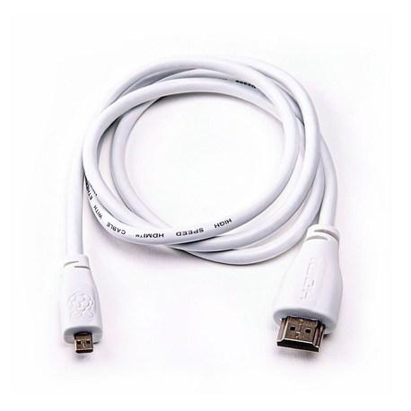 Кабель HDMI-MicroHDMI Raspberry Pi 1м