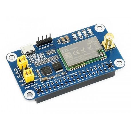 LoRa HAT SX1268 для Raspberry Pi Waveshare