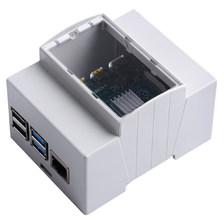 Корпус на DIN-рейку для Raspberry Pi 4