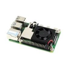 Низкопрофильный кулер для Raspberry Pi от Waveshare