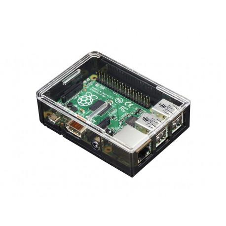 Корпус Adafruit для Raspberry Pi B+ / Pi 2 Smoke
