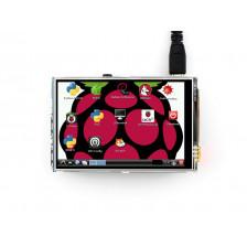 "3.5"" дисплей сенсорный Waveshare для Raspberry Pi"