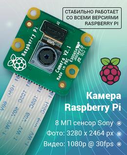 Камера для Raspberry Pi